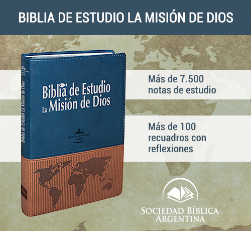 Biblia La mision web