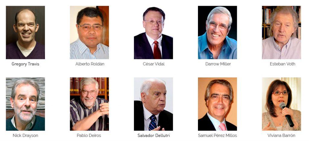 Congreso de la Biblia oradores