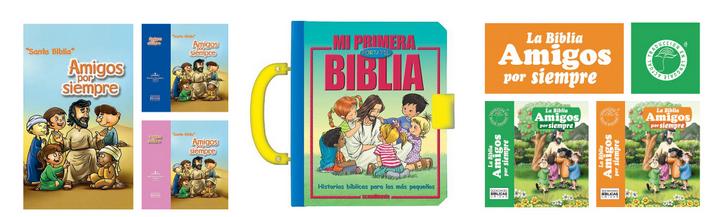 Biblias Mes del niño
