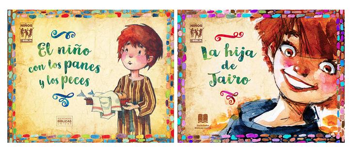 Libros Mes del niño
