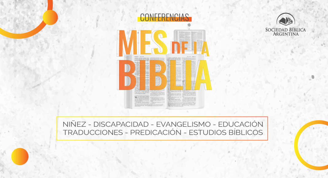 Conferencies Mes de la Biblia